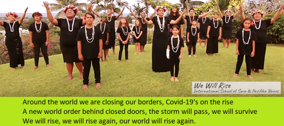Concert to unite Pacific region in the fight against COVID-19