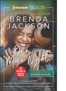 One More Night   by Brenda Jackson and Synithia Williams