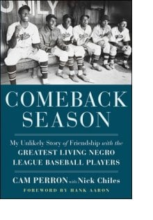 Comeback Season by Cam Perron with Nick Chiles