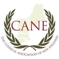 CANE-The Classical Association of New England logo