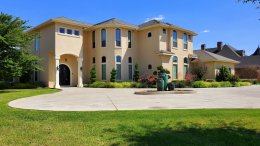 Located in a gated community with a pool!