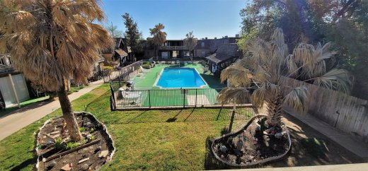Updated townhouse with pool views!