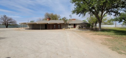 Huge home on 3.9 +/- acres with pool & shop!