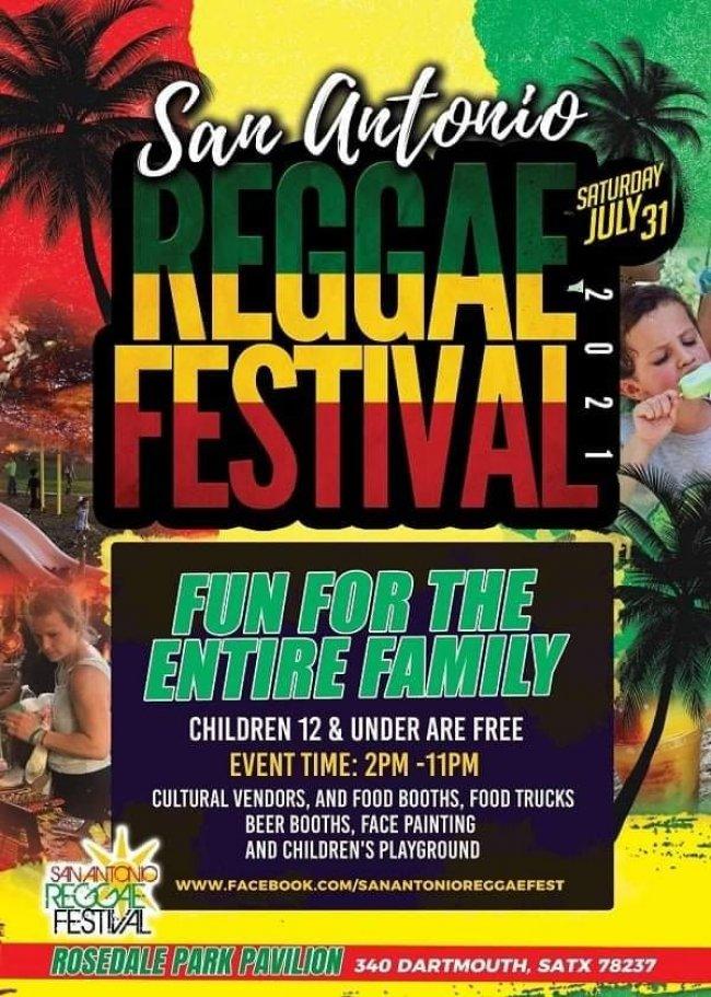 San Antonio Reggae Festival